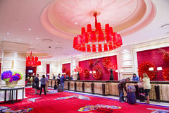 Las Vegas , Encore hotel Royalty Free Stock Images