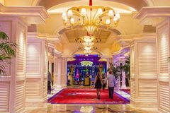 Las Vegas Encore hotel Stock Image