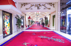 Las Vegas Encore hotel Stock Photography