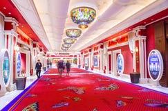 Las Vegas Encore hotel Stock Images