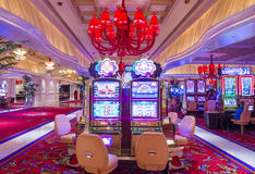 Las Vegas, Encorehotel Stock Afbeelding