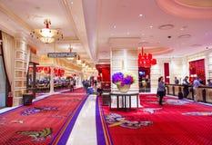 Las Vegas, Encorehotel Stock Foto