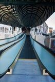 Las Vegas Escalator. Escalator from the Ventian in Las Vegas Royalty Free Stock Photo