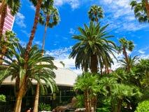 Las Vegas, Estados Unidos da América - 5 de maio de 2016: Hotel e casino do flamingo Foto de Stock Royalty Free