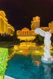 Las Vegas, Estados Unidos da América - 7 de maio de 2016: O hotel do Caesars Palace o 7 de maio de 2016 em Las Vegas Imagem de Stock Royalty Free