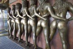 Bronze Photographie stock