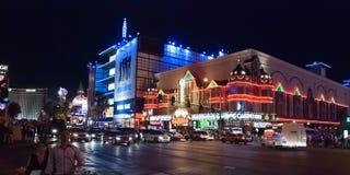 LAS VEGAS, Etats-Unis - Las Vegas Boulevard Image libre de droits