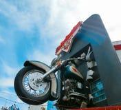 Las Vegas, EUA - 5 de maio de 2016: Café de Harley Davidson Imagens de Stock Royalty Free