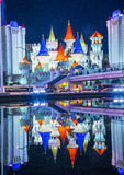 Las Vegas, Excalibur lizenzfreie stockfotos