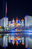 Las Vegas , Excalibur Stock Photography