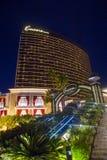 Las Vegas extranummerhotell Arkivfoto