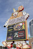 LAS VEGAS - FEB 6: Hotel Casino Circus Circus on January 31, 2014 in Las Vegas Stock Image