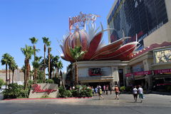 Las Vegas - Flamingo Hotel and Casino Royalty Free Stock Images
