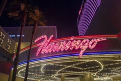 Las Vegas , Flamingo Stock Photos