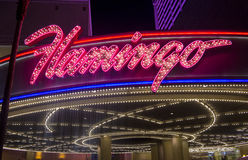 Las Vegas , Flamingo Stock Images