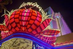 Las Vegas , Flamingo Royalty Free Stock Image
