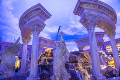 Las Vegas Forum shoping mall Royalty Free Stock Images