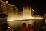 Las Vegas - The Fountains of Bellagio Royalty Free Stock Photos