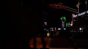 Las Vegas Fremont East District Entrance