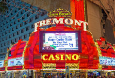 Las Vegas, Fremont-Straatervaring Royalty-vrije Stock Afbeeldingen