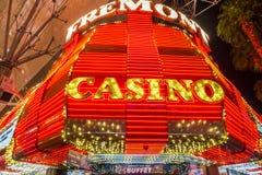 Las Vegas, Fremont-Straatervaring Royalty-vrije Stock Foto's