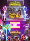 Las Vegas , Fremont Street Experience Stock Photos