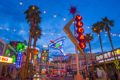 Las Vegas , Fremont Street Experience Stock Images