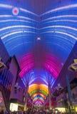 Las Vegas , Fremont Street Experience Royalty Free Stock Photography