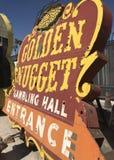 Las Vegas-Friedhof lizenzfreie stockfotos