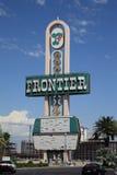 Las Vegas - Frontier Hotel Stock Photo