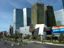 Las Vegas - główna ulica - Kasynowego †'centrum handlowe - dzień obraz royalty free