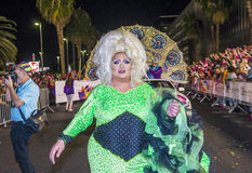 Las Vegas gay pride Royalty Free Stock Image