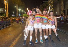 Las Vegas gay pride Royalty Free Stock Photography