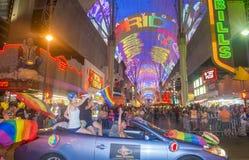 Las Vegas gay pride Stock Images