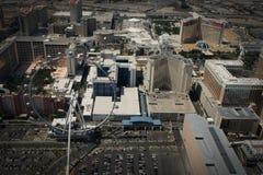 Las Vegas-Gebäude lizenzfreie stockfotos