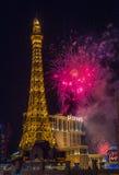 Las Vegas Fotografie Stock