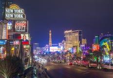 Las Vegas Fotografie Stock Libere da Diritti