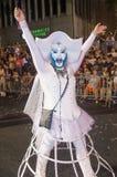 Las Vegas glad stolthet Royaltyfri Fotografi