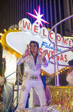 Las Vegas glad stolthet Royaltyfria Foton