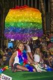 Las Vegas glad stolthet Fotografering för Bildbyråer