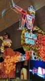 Las Vegas. Glitter Gulch, Las Vegas Stock Photography