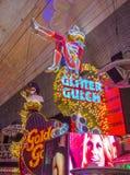 Las Vegas , Glitter Gulch Stock Photo