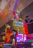 Las Vegas , Glitter Gulch Stock Photos
