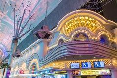 Las Vegas , Golden Nugget Royalty Free Stock Photography