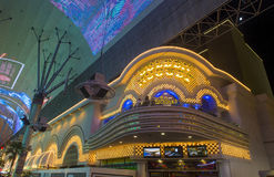 Las Vegas , Golden Nugget Stock Photo