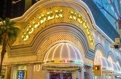 Las Vegas, Gouden Goudklompje Royalty-vrije Stock Afbeelding