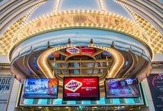 Las Vegas, Gouden Goudklompje Royalty-vrije Stock Fotografie