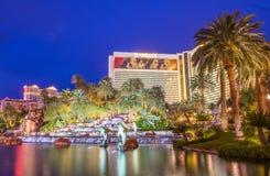 Las Vegas - hägring Royaltyfri Bild