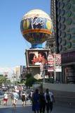 Las Vegas - hôtel et casino de Paris Photographie stock libre de droits