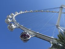 Las Vegas hög rulle Fotografering för Bildbyråer